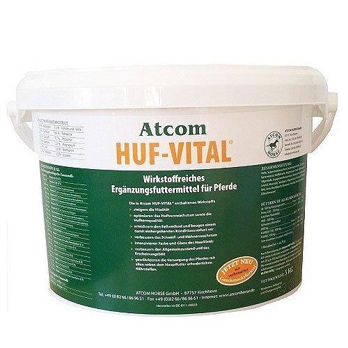 Wir haben für Euch getestet – das Huf-Vital von Atcom.