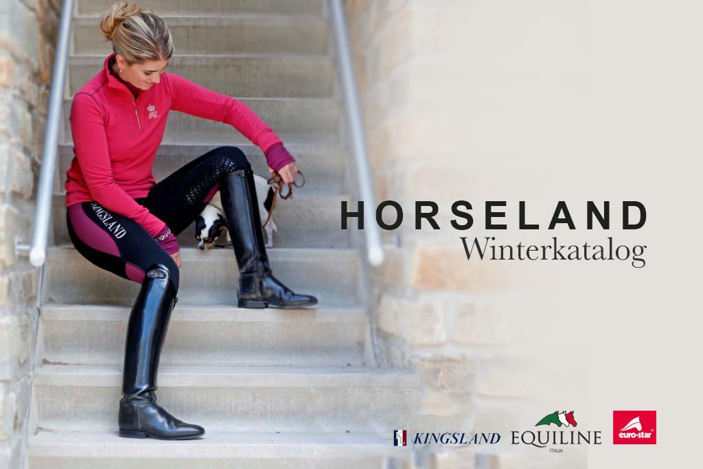Horseland Winterkatalog