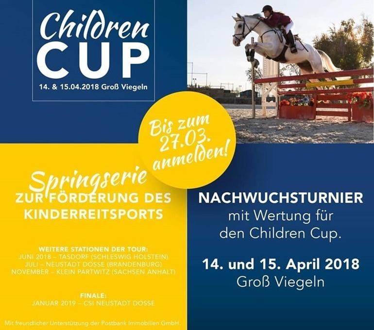 CHILDREN CUP 2018