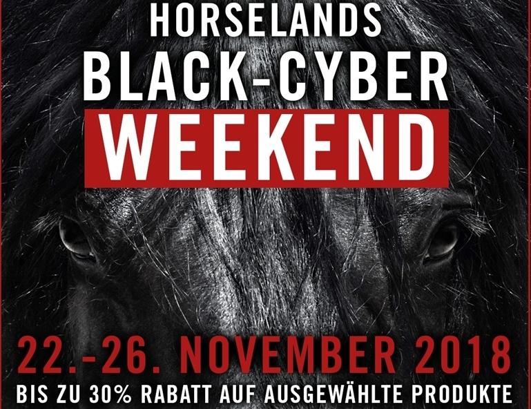 Black – Cyber – Weekend